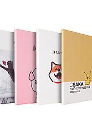 cheap -Case For Apple iPad Air / iPad 4/3/2 / iPad Mini 3/2/1 Shockproof / Dustproof / with Stand Full Body Cases Cat / Cartoon PU Leather / TPU