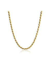 cheap -Women's Necklace Simple Modern S925 Sterling Silver Gold Silver 41 cm Necklace Jewelry 1pc For Daily School Street Work Festival