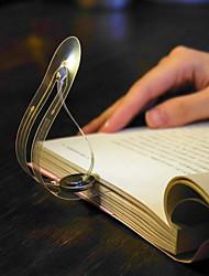cheap -Bookmark Light LED Ultra Thin Book Light Soft Easy for Eyes Battery Powered Book Light Flexible Reading Lamp 1PC