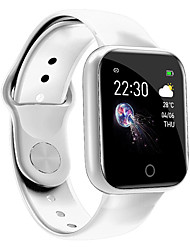cheap -I5 Couple's Smart Bracelet Smartwatch Bluetooth Sport Watch Weather Forecast ECG+PPG Call Reminder Sleep Tracker Heart Rate Monitor Blood Pressure
