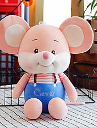 cheap -1 pcs Stuffed Animal Plush Toys Plush Dolls Stuffed Animal Plush Toy Mouse Adorable Lovely Cotton / Polyester Imaginative Play, Stocking, Great Birthday Gifts Party Favor Supplies All Teenager