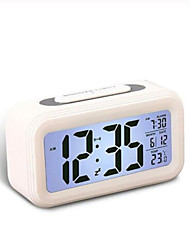 cheap -LITBest Smart alarm clock ABS White