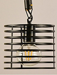 cheap -1-Light 16 cm Mini Style Pendant Light Hemp Rope Painted Finishes Traditional / Classic / Nordic Style 220-240V