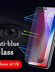 Недорогие -AppleScreen ProtectoriPhone X Фильтр синего света Защитная пленка для экрана 1 ед. Закаленное стекло