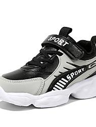 abordables -Garçon Confort Polyuréthane Chaussures d'Athlétisme Grands enfants (7 ans et +) Marche Rouge / Bleu / Gris Automne