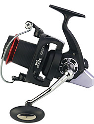 cheap -Fishing Reel Spinning Reel 4.1:1 Gear Ratio+14 Ball Bearings Hand Orientation Exchangable Sea Fishing / Spinning / Jigging Fishing - HQ10000 / Freshwater Fishing / General Fishing