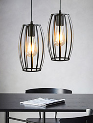 cheap -1-Light 14 cm Mini Style Pendant Light Hemp Rope Painted Finishes Traditional / Classic / Nordic Style 220-240V