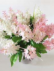 cheap -Artificial Flower Hyacinth Home Decoration Photography Wedding 1 Stick