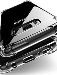 Недорогие -противоударный силиконовый чехол для samsung galaxy case s10 s9 s8 plus s7 edge note 10 9 8 plus a90 80 70 50 40 30 20 10 a 9 8 7m20 тпу прозрачный полный защитный чехол
