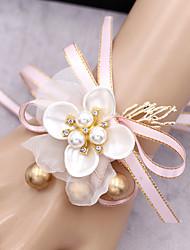 cheap -Wedding Flowers Bracelets Event / Party Mix 0-20cm