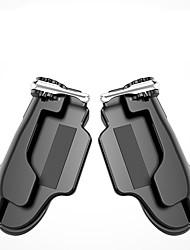 abordables -tsingo pour pubg fps jeu manette de jeu contrôleur l1r1 déclencheur bouton de tir objectif clé joystick poignée de jeu universelle pour ipad mini 5 air
