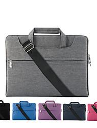 cheap -Shoulder Bags / Handbags / MacBook Case Solid Colored Nylon for Macbook Air 11-inch / New MacBook Pro 15-inch / New MacBook Pro 13-inch