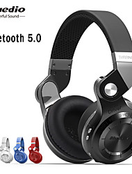 cheap -Bluedio T2S Bluetooth 5.0 Stereo Over-ear Headphones with Microphone Wireless Headset Bluetooth Fodable for Iphone Samsung Xiaomi Headphone