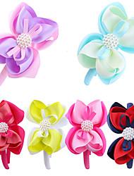 cheap -Ladies Ladies Cute Princess Fabric Anniversary Festival - Solid Colored