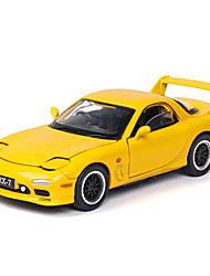 cheap -1:32 Toy Car Music Vehicles Car F1 car Race Car Glow Cute Parent-Child Interaction Zinc Alloy Rubber ABS+PC Boys' Girls' / Kids