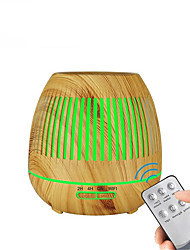 cheap -400ml Humidifier Aroma Essential Oil Diffuser Air Humidifier 7 Color Night Light For Home