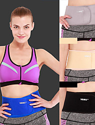 cheap -AOLIKES Lumbar Belt / Lower Back Support Sweat Waist Trimmer Sauna Belt 1 pcs Sports Lycra Velcro Yoga Exercise & Fitness Gym Workout Adjustable Compression Stretchy Weight Loss Tummy Fat Burner