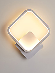 cheap -LED Modern Wall Lamps Wall Sconces Bedroom Shops / Cafes Acrylic Wall Light 220-240V 18 W