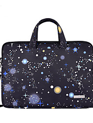 cheap -13.3 Inch Laptop / 14 Inch Laptop / 15.6 Inch Laptop Shoulder Messenger Bag / Briefcase Handbags Polyester Galaxy for Men for Women for Business Office Water Proof Shock Proof