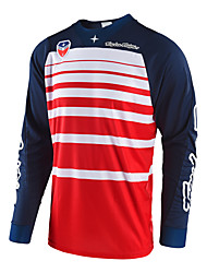 cheap -Speed down troylee designs Men's long sleeve cycling Top outdoor cross country motorcycle Jersey