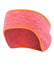 cheap -Helmet Liner Running Headband Ear Warmer Men's Women's Headwear Solid Colored Thermal / Warm Windproof Breathable for Running Fitness Jogging Autumn / Fall Spring Winter Sky Blue Purple Fuchsia