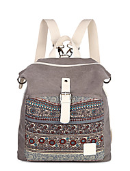cheap -15 Inch Laptop Commuter Backpacks Polyester Solid Color Unisex Water Proof Shock Proof with USB Charging Port / Headphones Hole