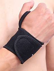 cheap -AOLIKES Wrist Wraps 1 pcs Sports Lycra Exercise & Fitness Gym Workout Weightlifting Durable Support For Men Women