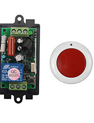 cheap -AC220V 1CH Learning code  Relay Switch /RF Wireless Remote Control Switch/ LED/LAMP /Power ON OFF Controller/ 433mHZ