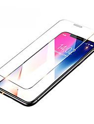 Недорогие -AppleScreen ProtectoriPhone XS Уровень защиты 9H Защитная пленка для экрана 3 ед. Закаленное стекло
