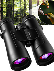 cheap -Eyeskey 10 X 50 mm Binoculars Roof Achromatic refractor Waterproof IPX-7 Extra Low Dispersion ED Lens Outdoor Professional Fully Multi-coated BAK4 Hunting Camping Hiking Spectralite Coating