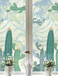 Недорогие -декоративные настенные наклейки - плоские настенные наклейки знаменитые / пейзажная гостиная / спальня