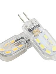 cheap -G4 Lamp Clear Cover AC12V 2W SMD2835 LED Bulb G4 mini Ultra Bright Chandelier Lights 1PCS