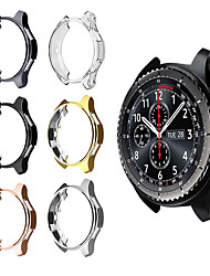 cheap -For Samsung Galaxy Watch 42mm TPU Slim Smart Watch Protective Case  Shell