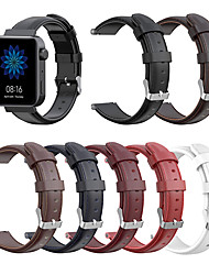cheap -Watch Band for Mi Smartwatch Xiaomi Classic Buckle / Business Band Genuine Leather Wrist Strap