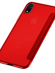 cheap -Baseus Touchable Case For iPhone XR 5.8(2018) Red