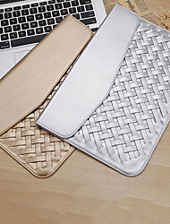 cheap -10 Inch Laptop / 11.6 Inch Laptop / 12 Inch Laptop Sleeve PU Leather Stripes Unisex Water Proof Shock Proof