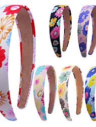 cheap -Ladies Ladies Vintage Elegant Fabric Gift Beach - Floral