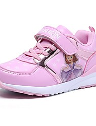 abordables -Fille Confort Polyuréthane Chaussures d'Athlétisme Grands enfants (7 ans et +) Violet / Fuchsia / Rose Automne