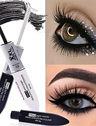 abordables -Mascara Imperméable / Portable / Pro Maquillage Mascara Usage quotidien / Vacances / Soirée Maquillage Quotidien / Maquillage d'Halloween / Maquillage de Fête Grande Capacité Etanche Epais Cosmétique