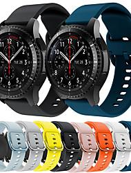 abordables -bracelet de montre de silicone de sport pour lg g regarder w100 / r w110 / urbain w150 bracelet remplaçable dragonne