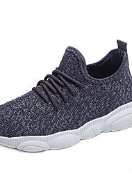 abordables -Garçon Confort Polyuréthane Chaussures d'Athlétisme Grands enfants (7 ans et +) Noir / Rose / Gris Automne