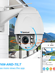 cheap -VStarcam Wireless PTZ Dome IP Camera Outdoor 1080P FHD 4X Zoom CCTV Security Video Network Surveillance Security IP Camera Wifi