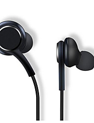 cheap -A115 Wired In-ear Earphone Wired with Microphone with Volume Control Earbud