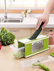 cheap -5 In 1 Multifunctional Vegetable Cutter Sets for Potatoes Carrot Cabbage Peeler Slicer Grater Kitchen Gadgets Tool
