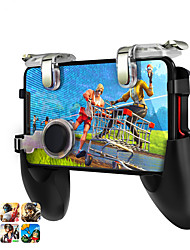 cheap -DATA FROG Game Controller For PUBG Mobile Trigger Aim Button L1R1 For Iphone Xiaomi Huawei Gamepad Joysticks Shooter For PUBG