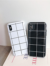 cheap -Case For Apple iPhone 11 / iPhone 11 Pro / iPhone 11 Pro Max Pattern Back Cover Geometric Pattern TPU