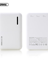 cheap -Remax 5000 mAh For Power Bank External Battery 5 V For 2.1 A For Battery Charger QC 2.0 LED