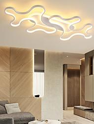 cheap -95 cm LED® 2-Light Linear Novelty Flush Mount Lights Ambient Light Painted Finishes Metal LED 110-120V 220-240V Warm White Cold White