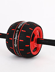 cheap -Ab Wheel Roller / Abdominal Workout Equipment With Anti Slip, Comfortable, Durable Core Training, Tummy Fat Burner, Build Muscle, Tone & Tighten Rubber For Fitness / Gym Workout / Workout Shoulder