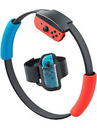 abordables -kits d'accessoires de manette de jeu pour nintendo switch, kits d'accessoires de manette de jeu autre matériel 1 unité